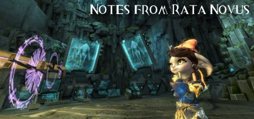 Notes From Rata Novus